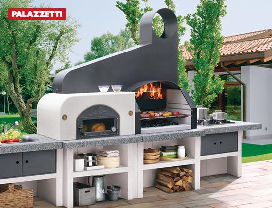 MAXIME 2户外燃木壁炉