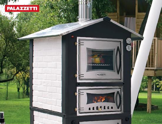 ARMAND户外燃木壁炉