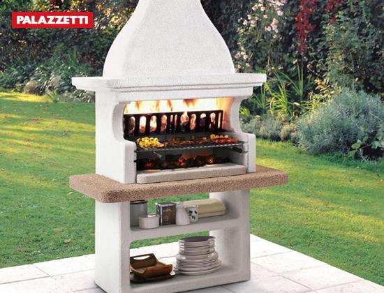 ANDROS 2户外燃木壁炉