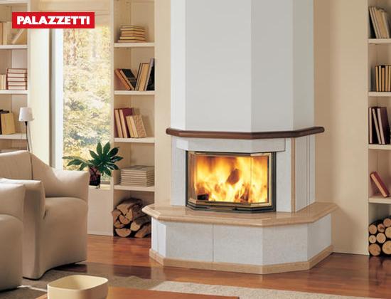 EMBL系列燃木壁炉