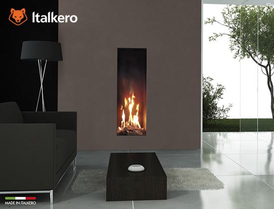 Roma 50型燃气壁炉