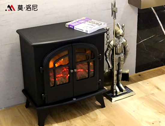 YN-C2 独立式取暖壁炉